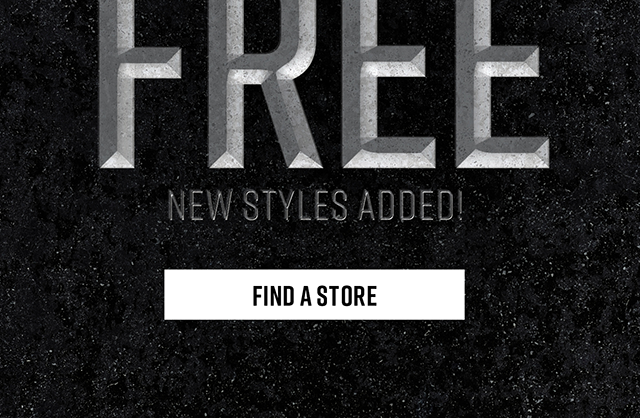 Clearance Buy Two, Get Three Free In-Store Only