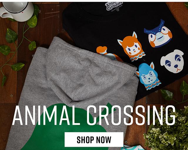 Animal Crossing. Shop Now