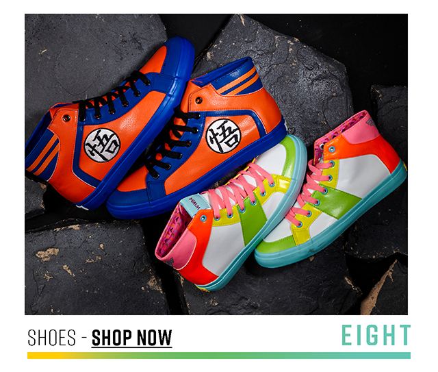 Eight: Shoes. Shop Now
