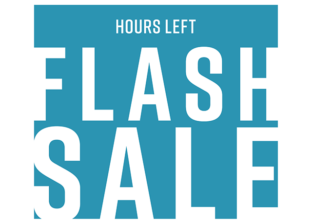Hours Left. Flash Sale 30% off sitewide. Not combinable with other offers.