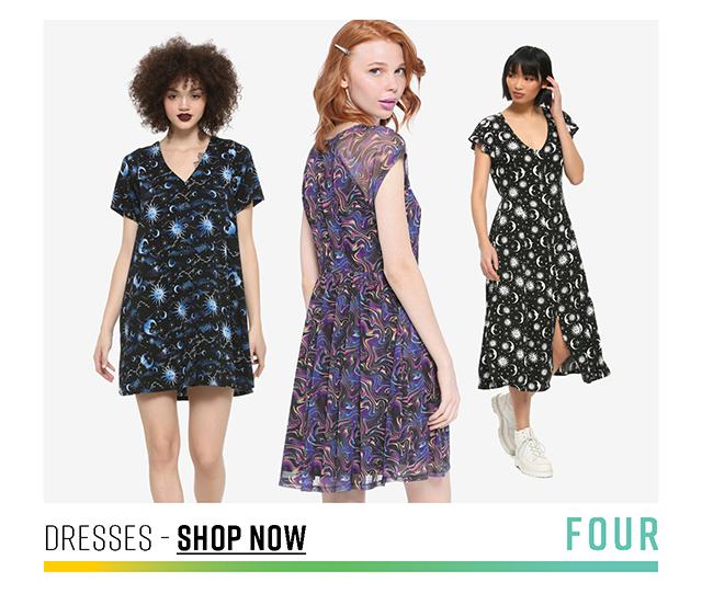 Four: Dress. Shop Now